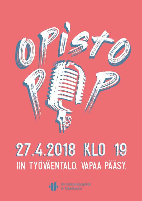 Opisto pop, 2018