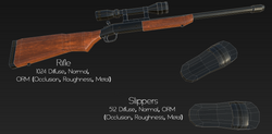 RifleSlippers