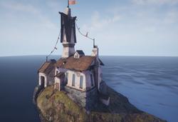 Hi-Res Screenshot from UE4