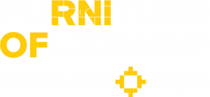 Furniture of Ukraine Business expo logo