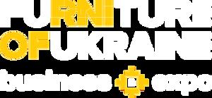 Furniture of Ukraine Business expo logo