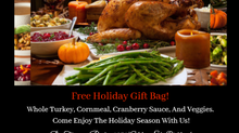 Thanksgiving Holiday Turkey Giveaway!