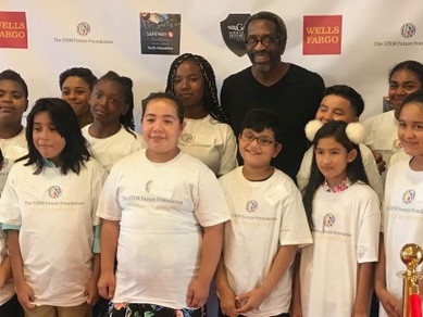 The STEM Future Foundation Host The WE ALL WIN WITH STEM! Competition For Northern CA Students