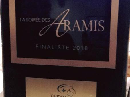 L'Association Horse-Ball Québec est finaliste à la soirée Aramis !