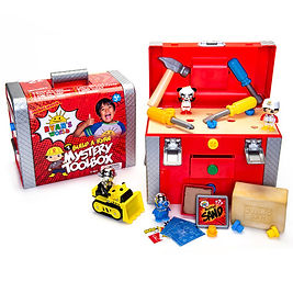 799 Build-a-Ryan Mystery Toolbox Scene L
