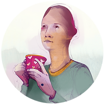 00 bio page headshot-coffee portrait.png