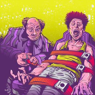 Kick It - Poster II