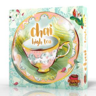 Chai High Tea Board Game