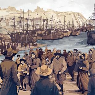 Huguenot Refugees