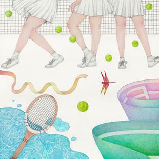 On Pause - Tennis