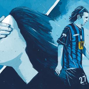 Artist: Lorenzo Conti Client: il Foglio Sportivo