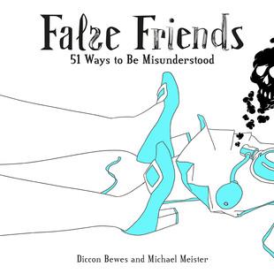 False Friends - cover