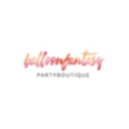 BALLON FANTASY Partyboutique