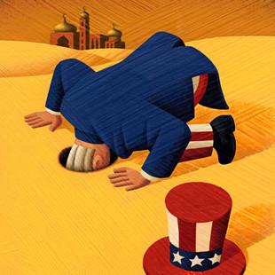 Uncle Sam in Iraq