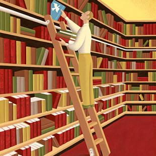 Let Books Lift Us Up