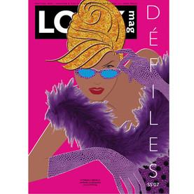 Look magazine - cover illustration