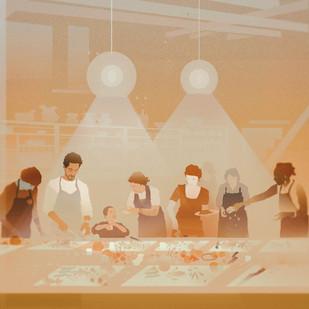 CFA Kitchen