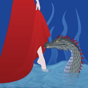 Book cover Dragon