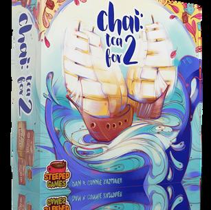 Chai - Tea for 2 Box
