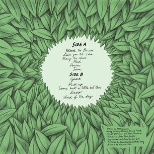 Back Vinyl Cover