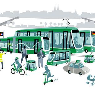 Mehr als tram und bus