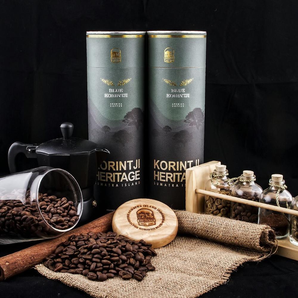 Blue Korintji Coffee Single Origin