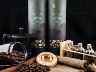 Blue Korintji Coffee part 1