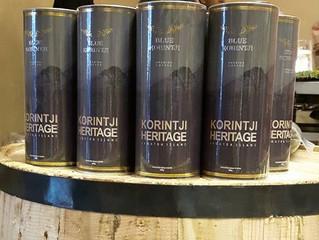 """""""Blue Korintji"""" harta karun kopi di Puncak Sumatera"""