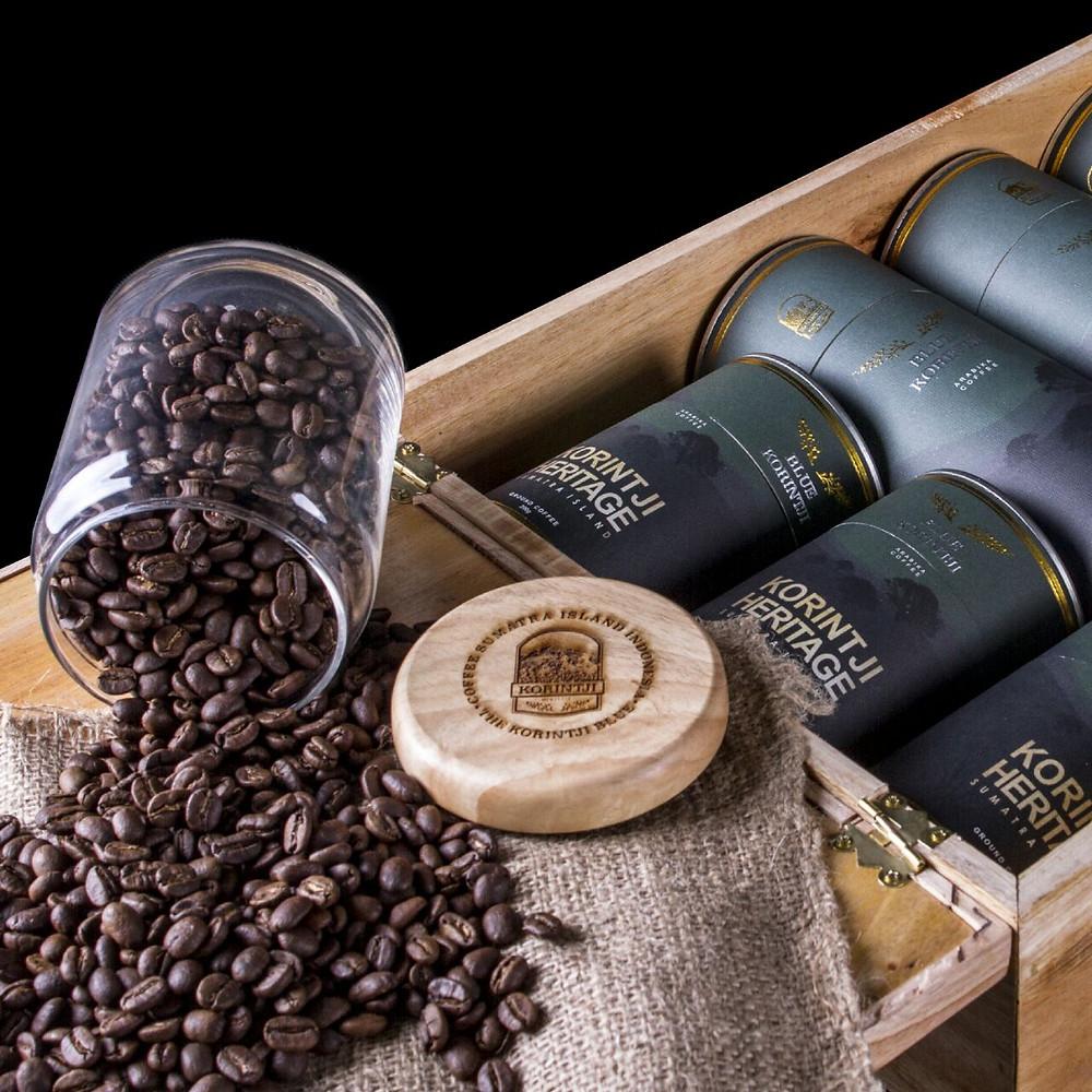 Blue Korintji Coffee