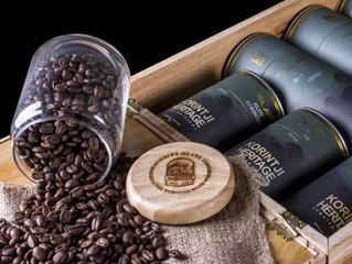 Blue Korintji Coffee Part 2
