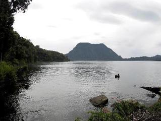 Unik, Jambi Punya Desa Wisata dengan Lima Danau