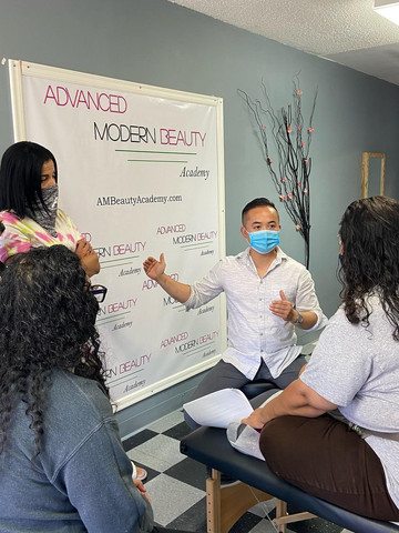 Microblading  and lash training by advan
