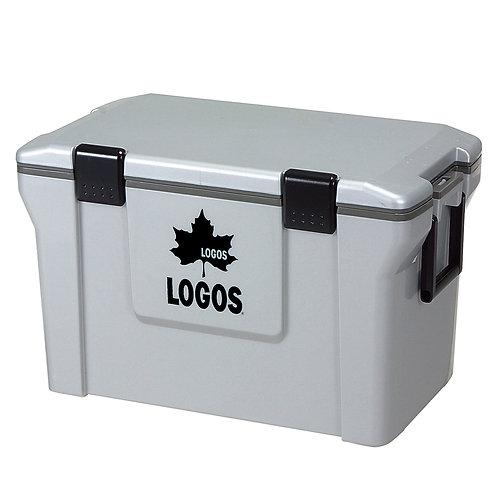 LOGOS 行動冰箱35L(灰色)