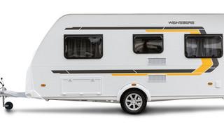 2019/20 德國Weinsberg Caratwo 450 FU 特式版抵台