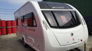 2017英國飛燕SWIFT SPRITE 4新車到港