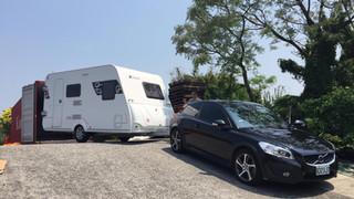 法國Sterckeman Starlett 400UL寬版拖車正式抵台。