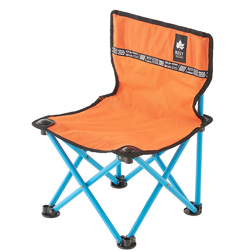 Logos Rosy 野營椅橘