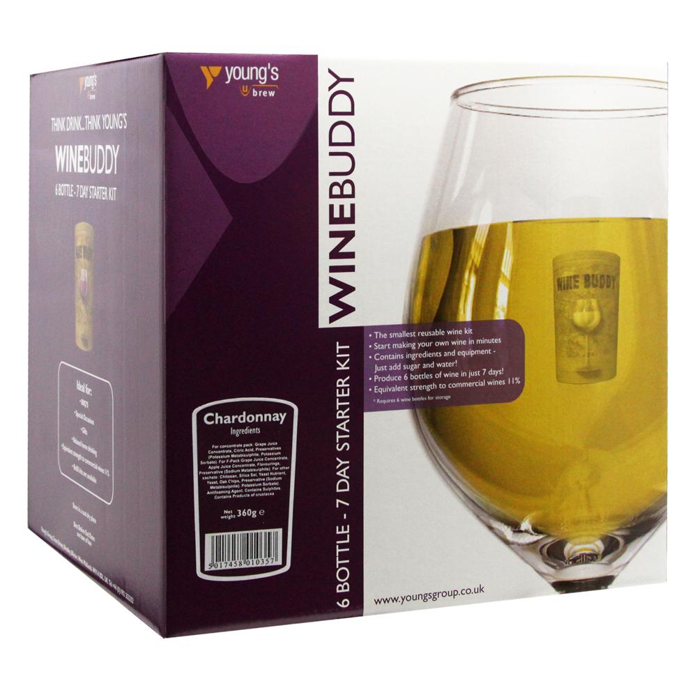 Wine Buddy 6 Bottle kit