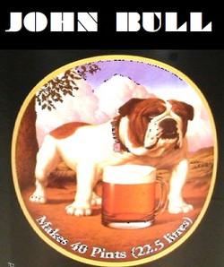 john bull logo
