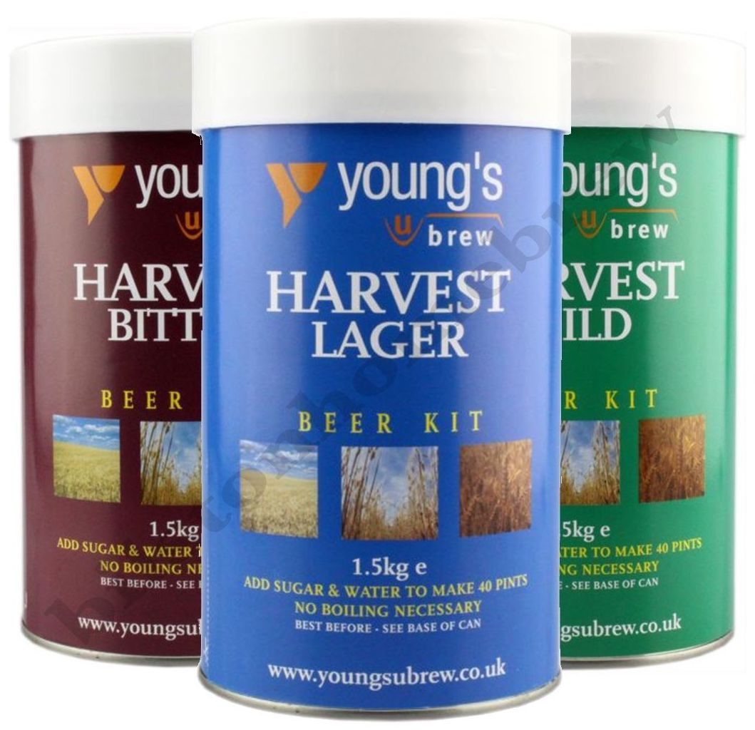 Youngs Beer Kits