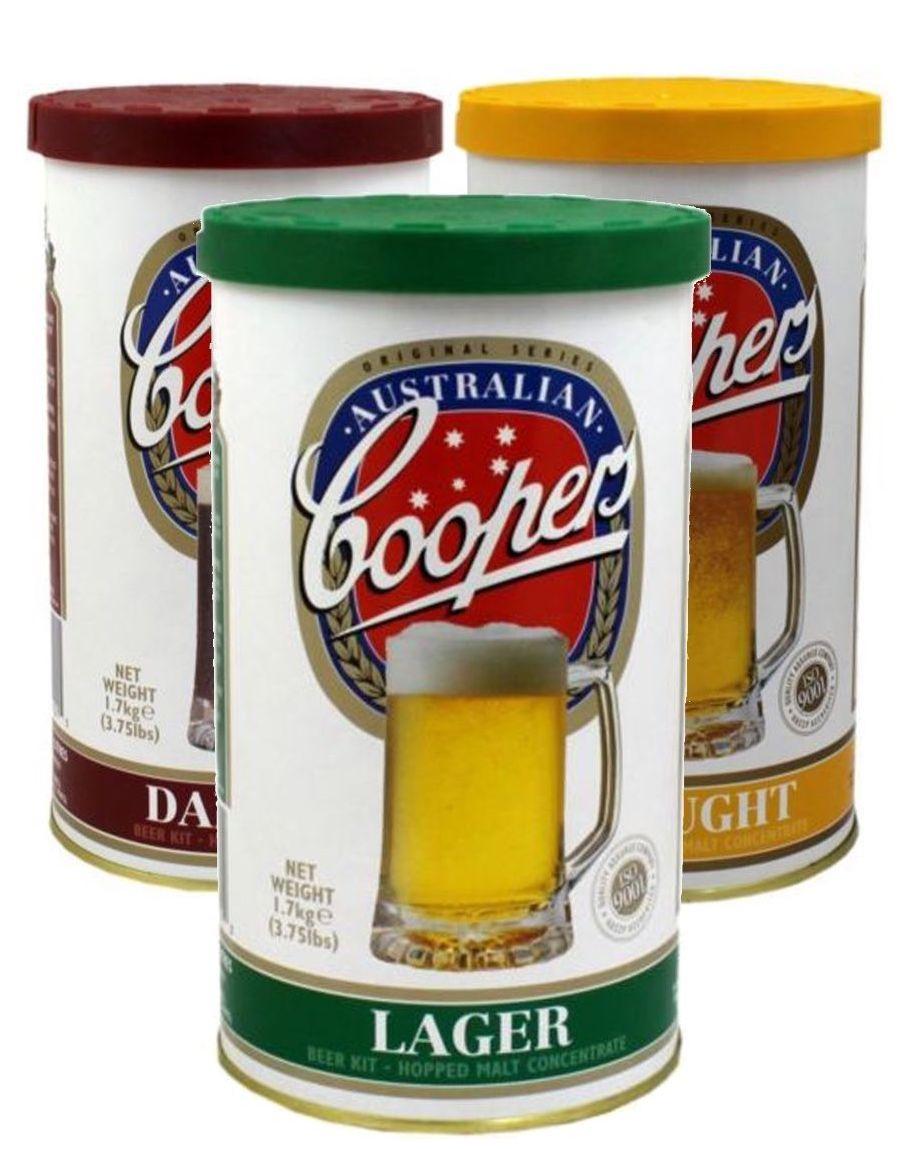 Coopers Beer Kits