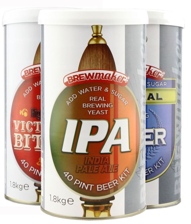 Brewmaker Beer Kits