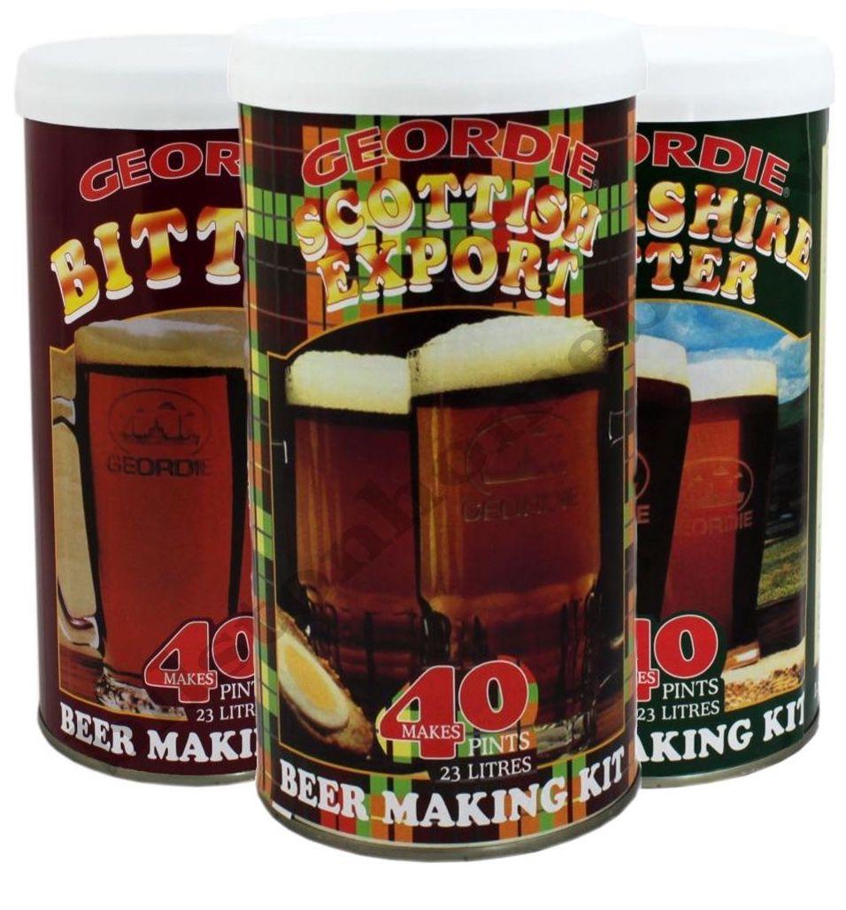 Geordie Beer Kits
