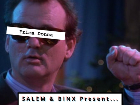 "Salem & Binx Present... Episode 12: ""Groundhog Day"""