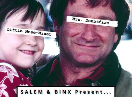"Salem & Binx Present... Episode 5: ""Mrs. Doubtfire"""