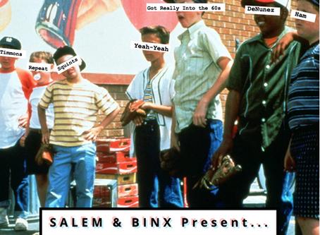 "Salem & Binx Present... Episode 6: ""The Sandlot"""