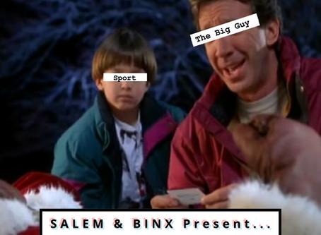 "Salem & Binx Present... Episode 11: ""The Santa Clause"""