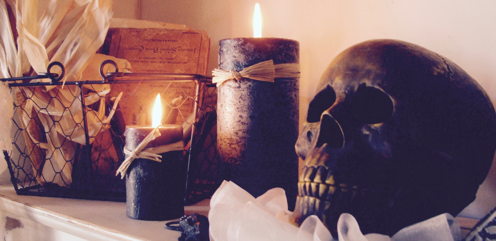 Candles & Ruff