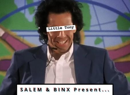 "Salem & Binx Present... Episode 19: ""Heavyweights"""