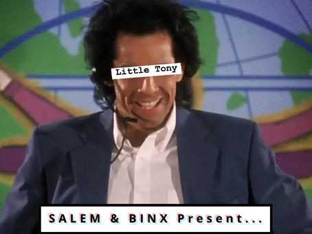 "Salem & Binx Present... Episode 19: ""Heavyweights"""